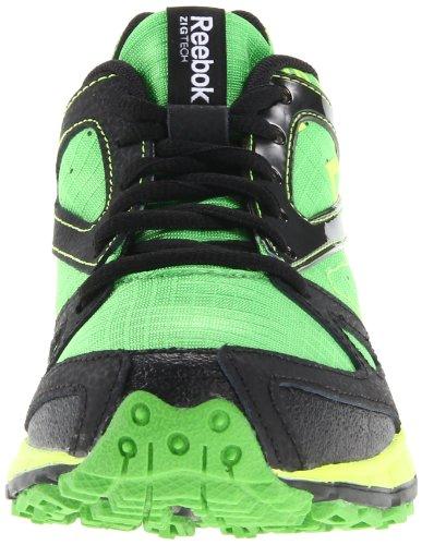 Fuga Zigkick Verde Corrida Sapatos Sintéticos Preto Reebok 1 De 0 Amarelo q58wHd
