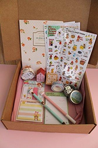 Pretty Box, lote de artículos de papelería bonita
