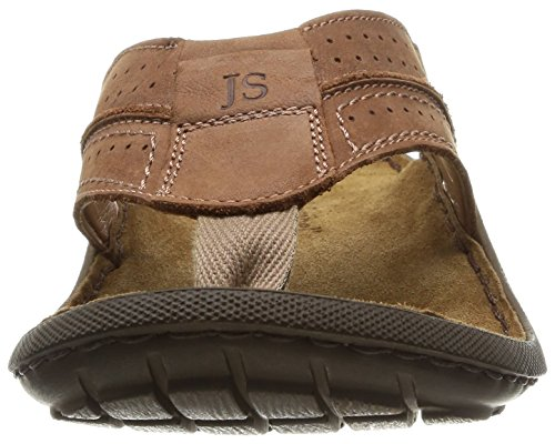 Josef Seibel Logan 25 Herren Sneaker Braun - Marron (Nut)