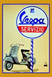 Vespa Servizio