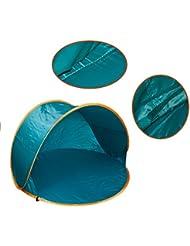 Erwachsene One Person Instant Popup Zelt Strandmuschel Kinder Spiel Zelt wasserdicht Outdoor Freizeit Angeln Wandern Camping Zelten