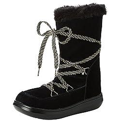 rocket dog snowcrush, women's snow boots - 510oiLzZwIL - Rocket Dog Women's Snowcrush Snow Boots