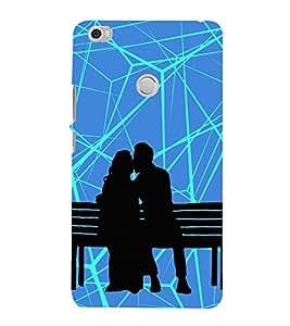 Kiss in Public Kissing 3D Hard Polycarbonate Designer Back Case Cover for Xiaomi Mi Max