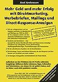 Image de Mehr Geld und mehr Erfolg mit Direktmarketing, Werbebriefen, Mailings