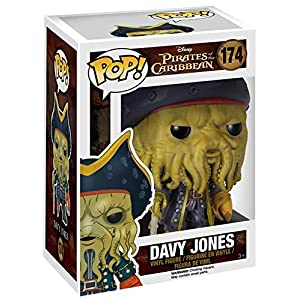 Funko Pop Davy Jones (Piratas del Caribe 174) Funko Pop Disney