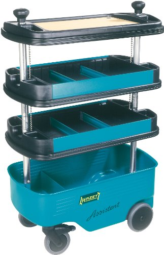 Preisvergleich Produktbild 166C - Werkstattwagen blau