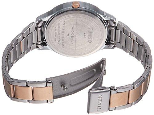Timex Analog Silver Dial Women's Watch - TW000Q807 2