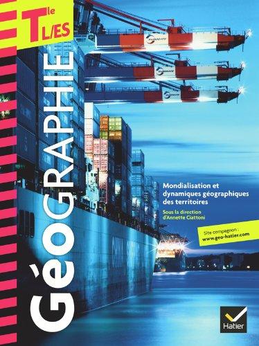 Gographie Tles L, ES d. 2012 - Manuel de l'lve (format compact)
