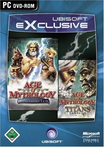 Age of Mythology - Gold Edition [Ubi Soft eXclusive]