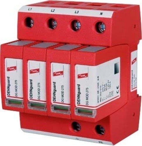Dehn+Söhne 952405 ÜS-Ableiter DEHNguard DG M TNS 275 FM 230/400V,IP20,Typ2 Überspannungsableiter für Energietechnik/Stromversorgung 4013364108462