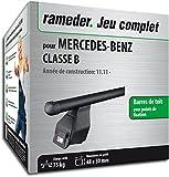 Rameder Pack Barres de Toit Tema pour Mercedes-Benz Classe B (118876-09769-1-FR)