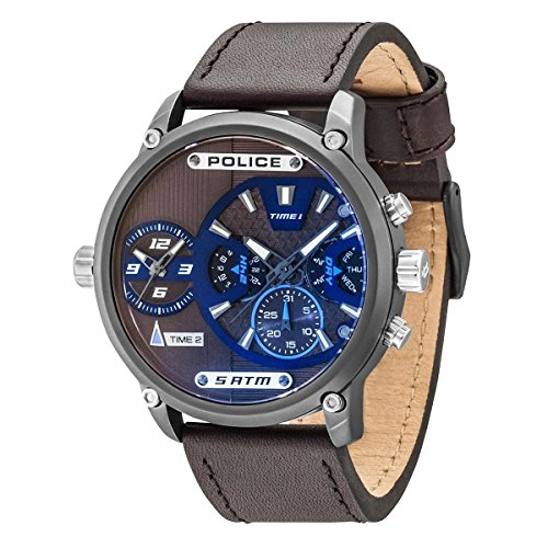 Police Herren-Armbanduhr PL14833JSU.12