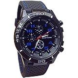 Handlife® 2015 Hot Sale Quartz Watch Unisex Men Boy Military Outdoor Sport Fashion Mountaineering Watch