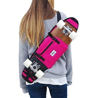 """Skateboard UmhÄngetasche 26"""" Und 27"""" Inch"""