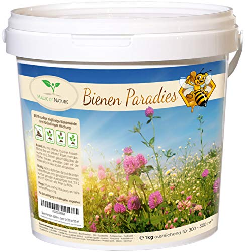 ühfreudige Bienenweide und Gründünger Mischung (1 kg - ausreichend für 300 bis 500 m²) ()
