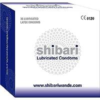 Shibari geölte Latex-Kondome–Box mit 36Stück preisvergleich bei billige-tabletten.eu