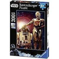 Ravensburger Italy 12723 8 - Puzzle Star Wars, 200 Pezzi