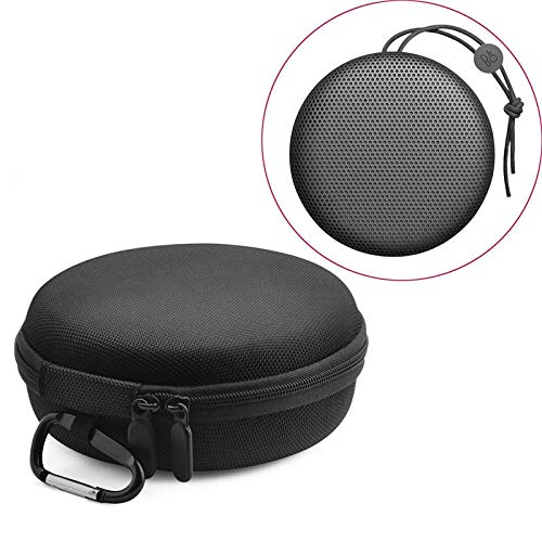K8U144 @FATO LEORY Portable Carrying Speaker Storage Case Bag for B&O BeoPlay A1 Protective Bluetooth Speaker Srs-bluetooth-headset
