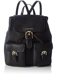 Michael Kors Michael Korscooper - Borsa A Mano/Zaino Donna , Marrone (Marrone (Luggage)), 11x25.4x30 Cm (B X H X T) - Bolso mochila Mujer