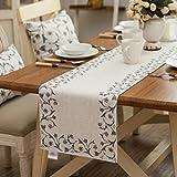 ZCJB Tischläufer Bettwäsche Bett Flagge Esstisch Tuch Doppel Amerikanischen Druck Kreative Restaurant Tischfahne (größe : 33*200cm)