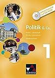 Politik & Co., Ausgabe Niedersachsen (bisherige Ausgabe), Bd.1 : Lehrermaterial, 1 CD-ROM