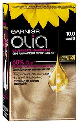 Garnier Olia Haar Coloration Extra Hellblond, 3er Pack