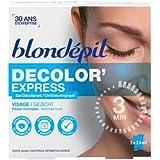 Blondepil Gel Décolorant pour Visage - 2 X 25 ml