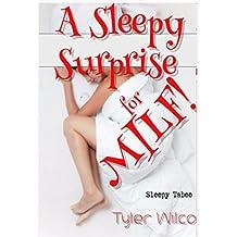 A Sleepy Surprise for MILF!: Sleepy Sex Taboo
