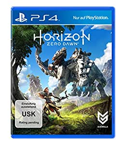 Horizon: Zero Dawn – [PlayStation 4]