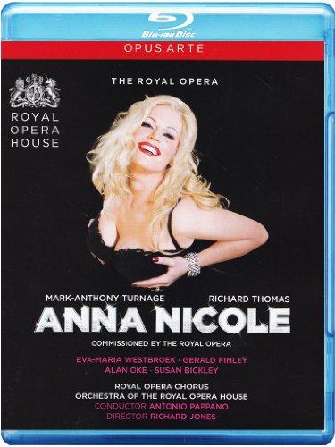 Turnage: Anna Nicole [Blu-ray]
