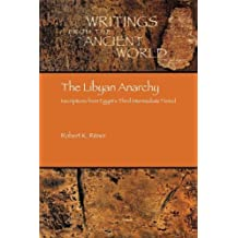 Libyan Anarchy (Writings from the Ancient World)
