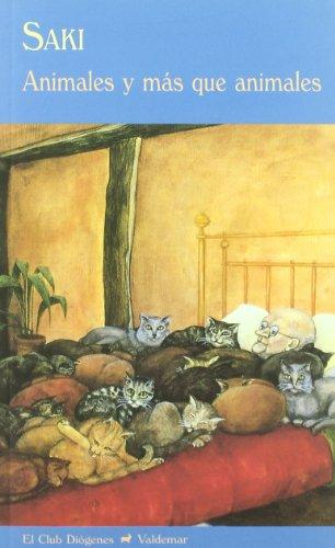 Animales y más que animales (El Club Diógenes)
