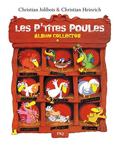 Les P'tites Poules - Album collector (Tomes 1 à 4) (01) par Christian JOLIBOIS