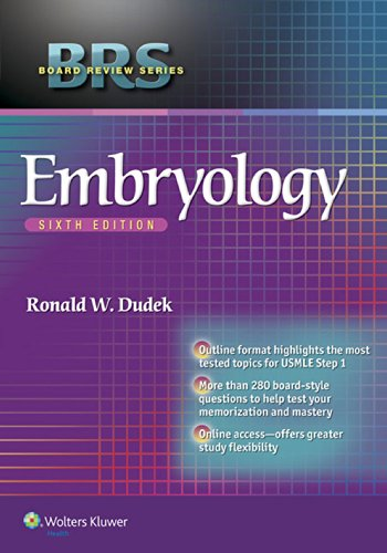 BRS Embryology (Board Review Series) (English Edition)