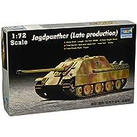 Trompetista 1:72 - Modelo del tanque Jagdpanther (finales de Producción) (Tru07272)