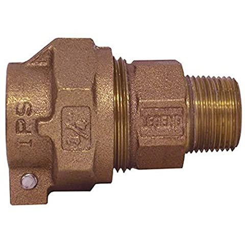 LEGEND VALVE AND FITTING 313-234NL T-4320 Water Service Union, 3/4 by Legend Valve & Fitting