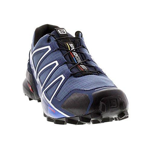 Salomon Speedcross 4, Chaussures De Course Sur Sentier Pour Homme Bleu