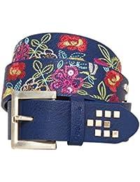 Desigual Cint_basic Wow, Cinturón para Mujer