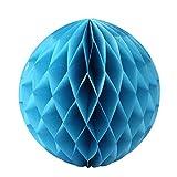 Madcaps Honeycomb Party Decoration- Blue...