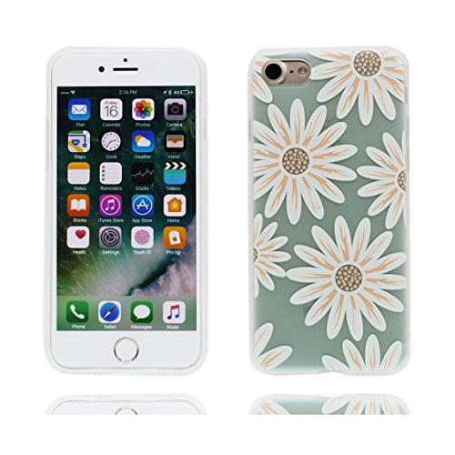 Cover iPhone 6 Custodia, iPhone 6S Copertura, unicorno unicorn Carino Design Copertura in pelle di silicone in gomma morbida TPU per iPhone 6s 4.7 Anti-Graffi # 2