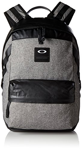 Oakley Holbrook 20L LX Backpack Rücksack, Grigo Scuro, 31.8 x 13.9 x 48.3 cm