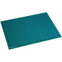 Ecobra - Tabla de corte 60 x 45 cm , color verde