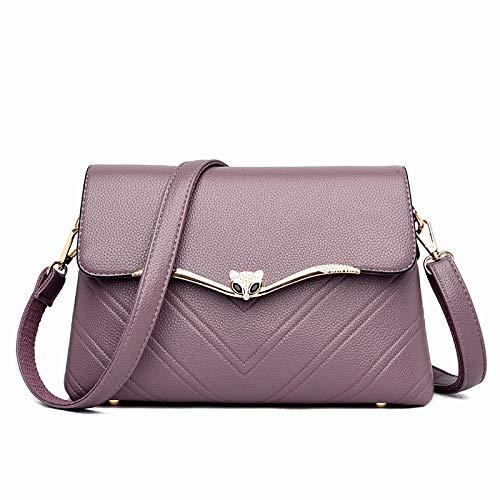 Pu Umhängetasche Frauen Tasche Trend Damen Tasche Große Kapazität Mama Tasche Koreanisch Eine Schulter Handtasche Tasche