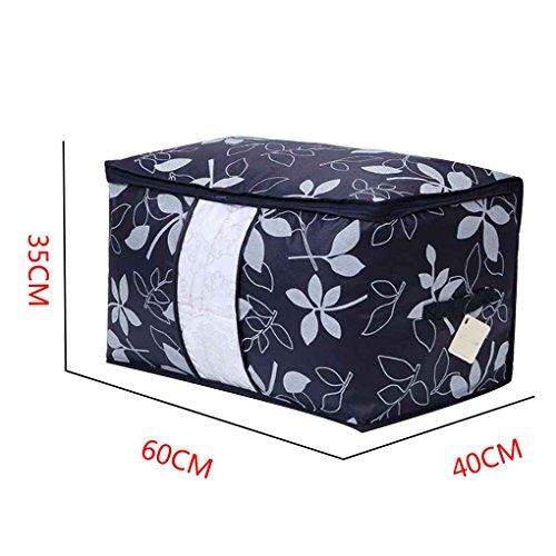 Space Saver Tröster Quilt Storage Organizer Decke Bettwäsche Kissen Kleidung Buggy Tasche Pocket Holder Container LUFA