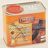 55, 92EUR/litros de aceite Owatrol, óxido y pintura de madera/125 ml