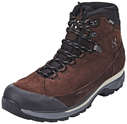 Haglöfs Eclipse GT Shoes Men grizzly 2017 Schuhe Grizzly