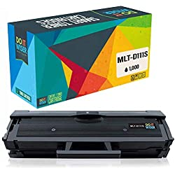 Do it Wiser Kompatible Toner als Ersatz für Samsung Xpress M2026W M2070FW M2070 M2020W M2022W M2078W M2020 M2022 M2026 (Schwarz)