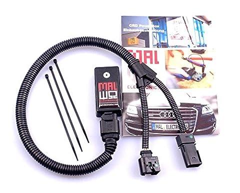 CRD Power Box numérique Diesel Chip Tuning compatible avec module pour Renault Master 2.2dCi 90PS/66KW/260Nm