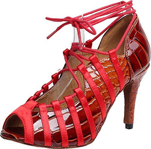 CFP ,  Damen Jazz, modern Rot