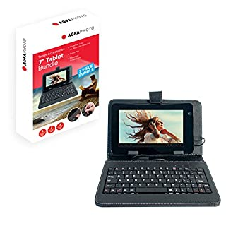 Agfa Keyboard Accessory Bundle for 7 inch Tablet